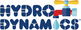 FIRST FLL HYDRO DYNAMICS Web Logo
