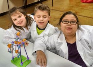 NBCF STEAMER Kids