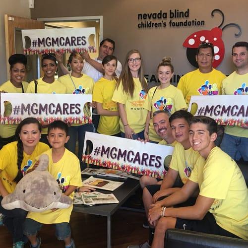 MGM Volunteers