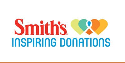 Smiths Inspiring Donations Logo