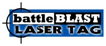 Battle Blast Laser Tag Logo