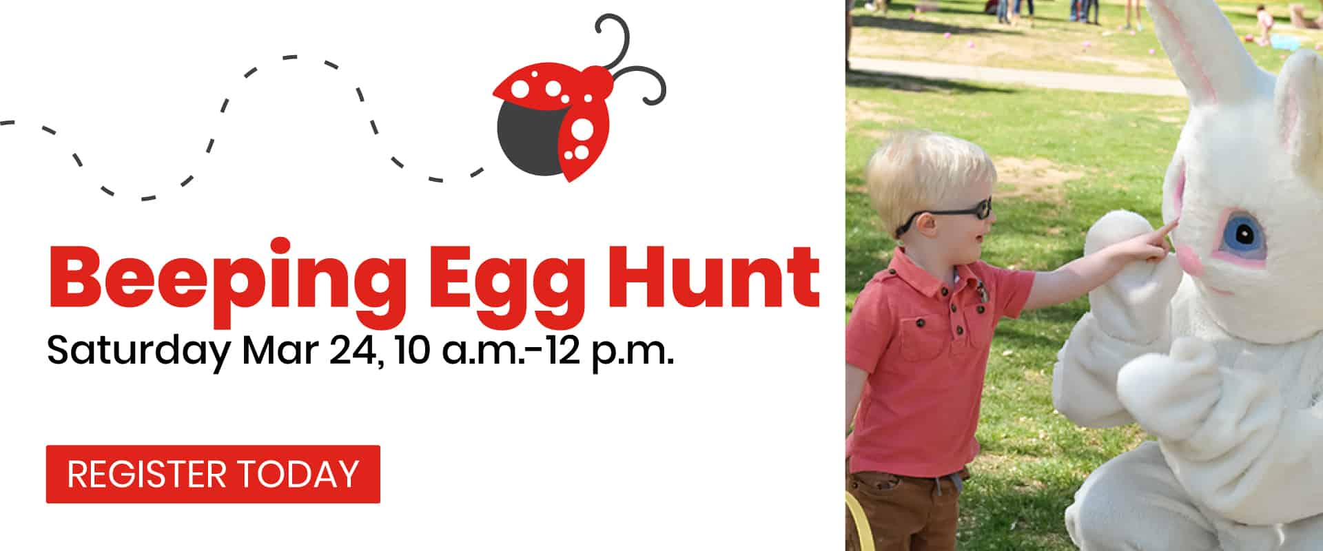 Beeping Egg Hunt