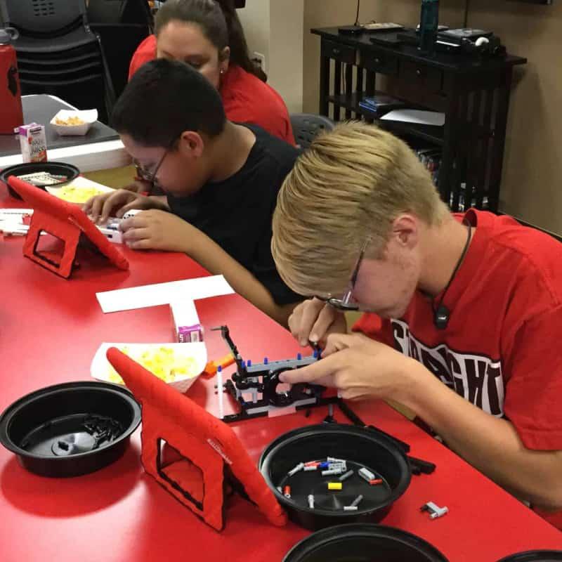 FIRST Lego League – Nevada Blind Children's Foundation