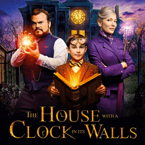 House With A Clock In The Wall