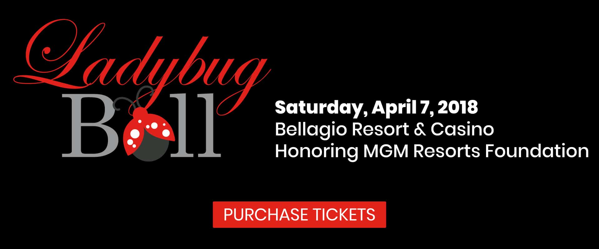 Ladybug Ball Benefiting NV Blind Children's Foundation