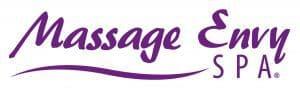 Massage Envy logo.  (PRNewsFoto/Massage Envy)