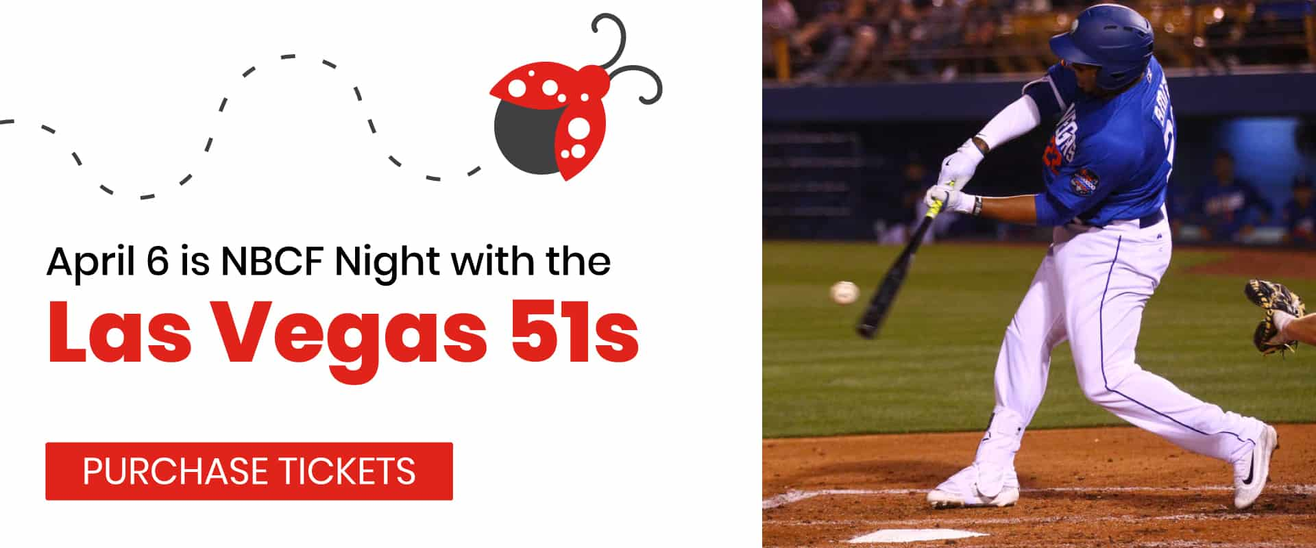 NBCF Night with the Las Vegas 51s