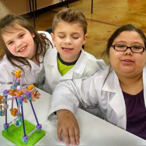 Steam Program at Nevada Blind Children's Foundation