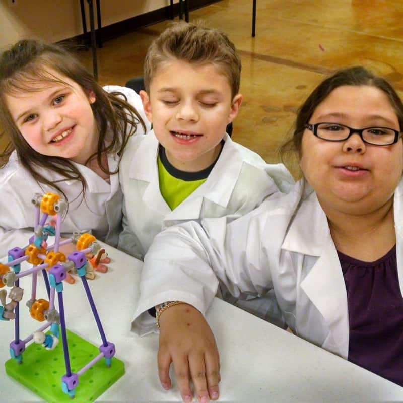 Steam Program at Nevada Blind Children's Foundation